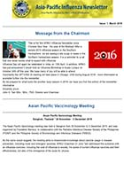 Newsletter issue 1 March 2016 1